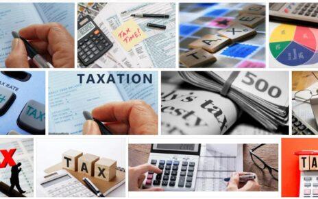 Actual Taxation