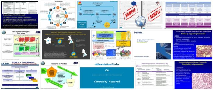 Intra-Community Acquisition